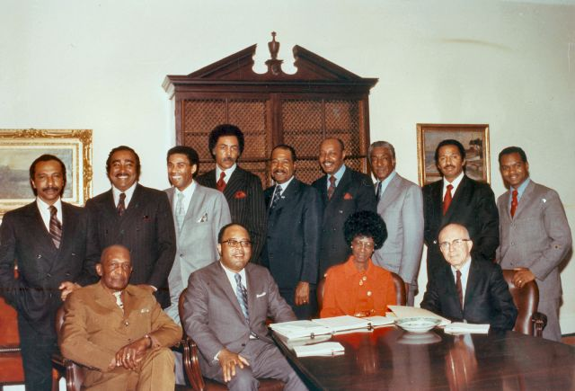 Founding members House of Diggs